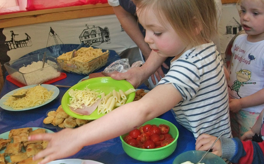 OFSTED and Healthy Eating