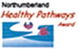 Northumberland Healthy Pathways award